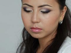 Свадебный макияж. Теневая техника